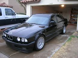 BMW 5 Series 1983 bmw 5 series : 1990 BMW 5 Series Photos, Specs, News - Radka Car`s Blog