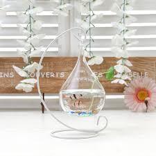 transpa glass vase creative home furnishing decorations hanging aquarium flower living room decoration glass vase whole oriental vases oversized