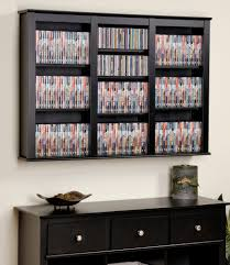 Beautiful Furniture For Living Room Decoration With Various Cool DVD Storage  Ideas : Modern Image Of