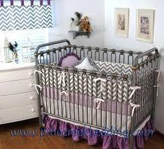 grey chevron bedding teal and grey chevron baby bedding grey and white chevron crib bedding set