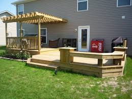 12 x 24 patio deck