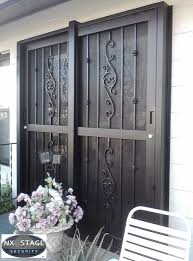 security gates for sliding patio doors doors ideas pertaining to size 1162 x 1572