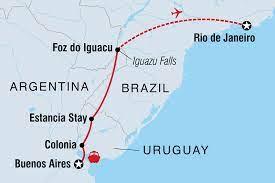 Best of Argentina, Uruguay & Brazil | Intrepid Travel - Intrepid Travel DE