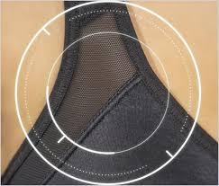 Ebay Bra Size Chart Back Support Posture Corrector Wireless Bra Multi
