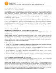 Creative Director Resume Sample Amusing Great It Director Resumes For Creative Director Resume 14