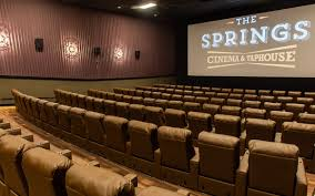 springs cinema taphouse opens