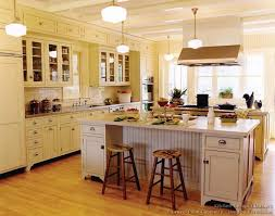 Contemporary Kitchen Design White Cabinets Wood Floor 04 Victorian And Decor
