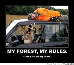 bow hunting memes