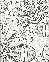 Lovely Easter Flower Coloring Pages Coloring