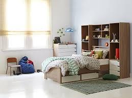 overhead bedroom furniture. Calypso Single Bed Frame Plus Under Drawer, Overhead Unit And Tallboy   Snooze. Bedroom Furniture