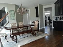 dining table carpet room