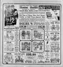 Furniture store newspaper ads Furniture Shop File1910 Diehls Furniture Newspaper Ad Allentown Pajpg Stephen Rogers Graphic Designer Carbonmade File1910 Diehls Furniture Newspaper Ad Allentown Pajpg