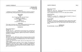 Supervisor Resume Sample Free Pressman Supervisor Resume Sample