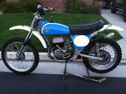 1975 bultaco pursang 250