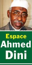 Ahmed Dini Ahmed, ancien Premier ministre de Djibouti. Espace politique sur Les nouvelles d - visuespacedini