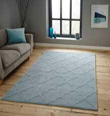 hong kong hk 8583 light blue rugs by think rugs