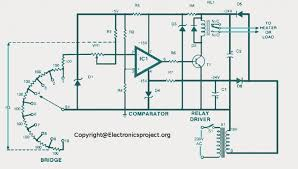 temperature control circuit diagram comvt info Temperature Control Wiring Diagram temperature control electronics project, wiring circuit ranco electronic temperature control wiring diagram