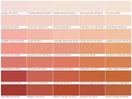 peach paint colorsSherwin Williams Interior Paint  Color Options House Paints Colors