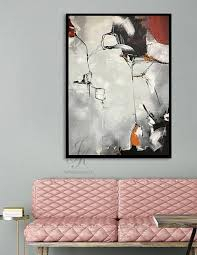 abstract oil painting texture painting large wall art this is an original professional painting right from my favorite studio signature front and