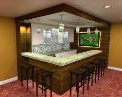 simple basement wet bar. Bar Basement Ideas Simple Modern Wet