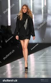Zagreb Croatia March 14 Fashion Model Stock Photo (Edit Now) 133562033