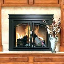 fireplace glass doors home depot glass fireplace doors for fireplace doors home depot insert glass open or closed for prefabricated fireplace