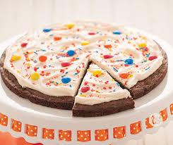 Brownie Birthday Cake Tastefully Simple