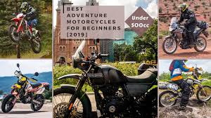 Dual Sport Seat Height Chart Best Adv Motorbikes For Beginners 2019 Under 500cc