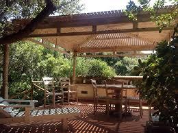 freestanding wooden pergola pergola 5 by gh lazzerini