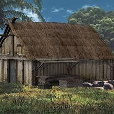 Viking Town Set 1 For Poser 3d Models Vanishingpoint