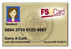 Getting - At Florida The Fsu Started State University Using Card Libraries Libguides Your