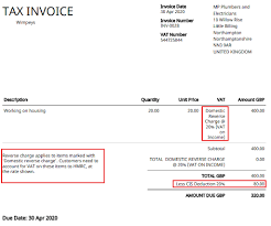 All the essential entries and template of reverse charge invoice must be according to legislator and we can easily see these on the printed document. How To Prepare Your Business For The Vat Domestic Reverse Charge Xero Blog