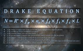 the drake equation developed by frank drake the famous drake equation is used to estimate