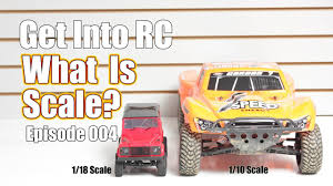 What Does Scale Mean Get Into Rc