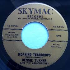 Bennie Turner And The Armourettes – Morning Teardrops / I Want To ...