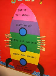 Rocket Ship Reward Chart Behavior Management Rocket Featured In Our Classroom This