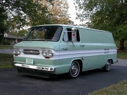 Not a Greenbrier: 1962 Chevy Corvan