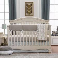 monogrammed baby bedding