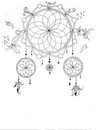 Small Picture Animal Coloring Pages Dream Catchers am catcher colouring pages