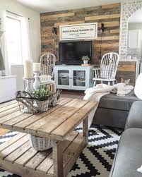 rustic interior design ideas living room. Fine Living Recycled Rustic Barnwood Accent Wall In Interior Design Ideas Living Room