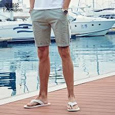 <b>Enjeolon brand</b> top 2018 <b>Summer New</b> Casual Shorts Men cotton ...