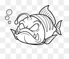 Free Download Coloring Book Clownfish Drawing Kleurplaat Fish Png