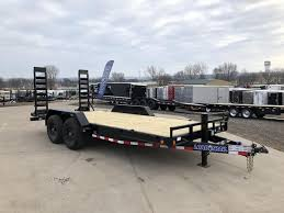 2018 load trail 83x18 car hauler load trail trailers largest Load Trail Dump Trailer at Loadtrail Cold Weather Wiring Harness