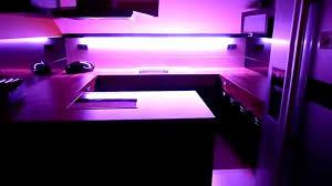 Mood Lighting Kitchen Kitchen With Rgb Led Smd 5050 Ir Remote Mood Light Youtube