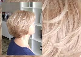 Kort Bobkapsel 50 Warm Beige Blond Vitalitys En Trinity Haircare
