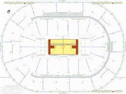 Anaheim Ducks Seating Chart With Seat Numbers Anaheim Pond Seating Chart John Paul Jones Arena Seating