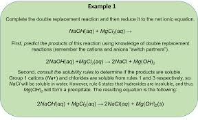 such as magnesium from seawater precipitation reactions even occur in the human between antibos and antigens however the environment in which