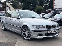 BMW 3 Series 2.9 330d M Sport Touring Automatic Excellent 3 Months ...