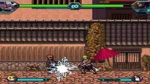 Animals Masa - Killer Bee Vs Team Akatsuki - Bleach Vs Naruto 3.4