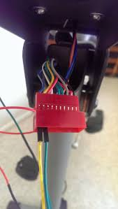 analog fix for nordic track exercise bike joe pitz technology blog notice i connected the output leads to the wire connector using some female jumper connectors that way when i come up a micro controller solution it